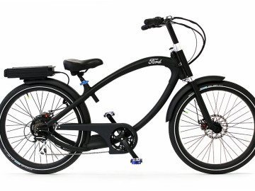 Pedego Ford Super Cruiser