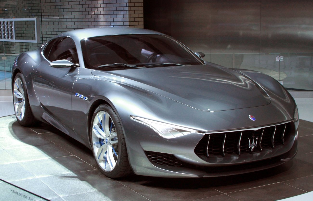 Maserati is reportedly working on electric vehicle – Electric Motors ...