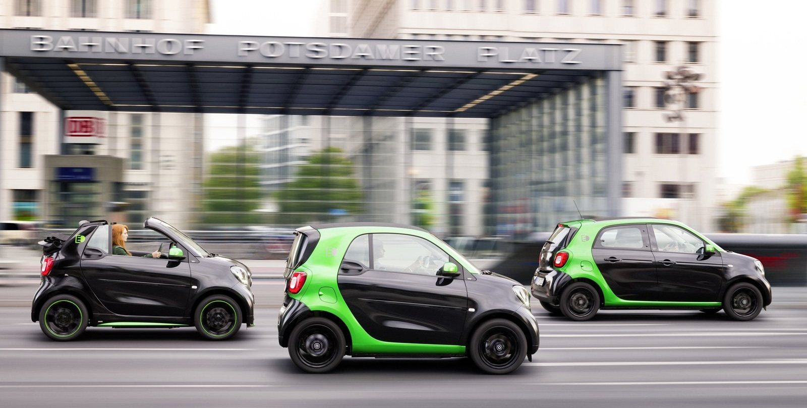 Smart Will Only All Electric Models In Usa