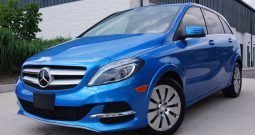 2014 Mercedes-Benz B250E Blue