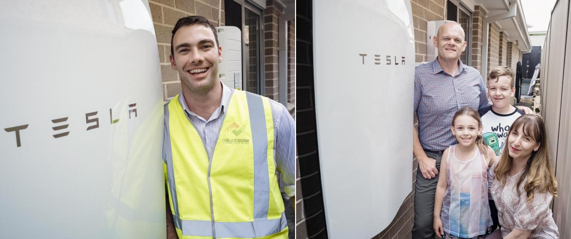 first-powerwall-in-australia