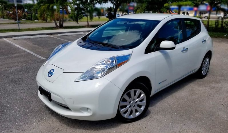 2015 Nissan Leaf S full