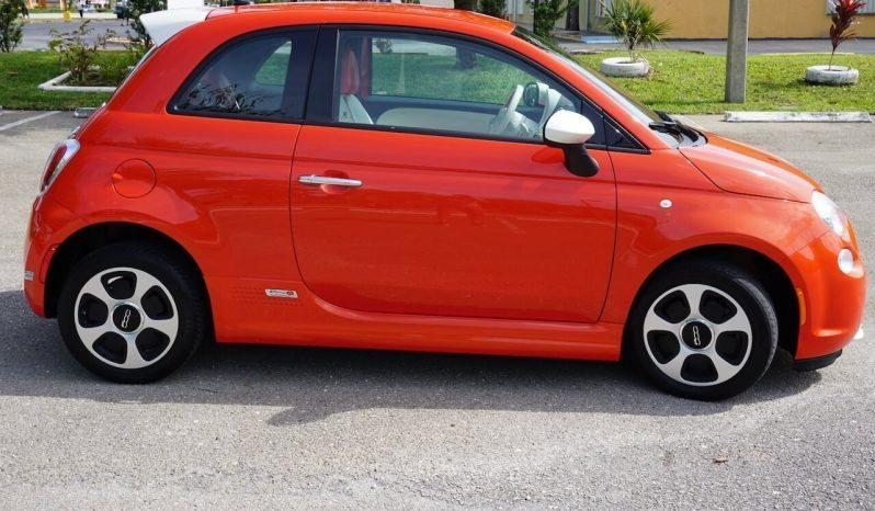 2013 Fiat 500e full
