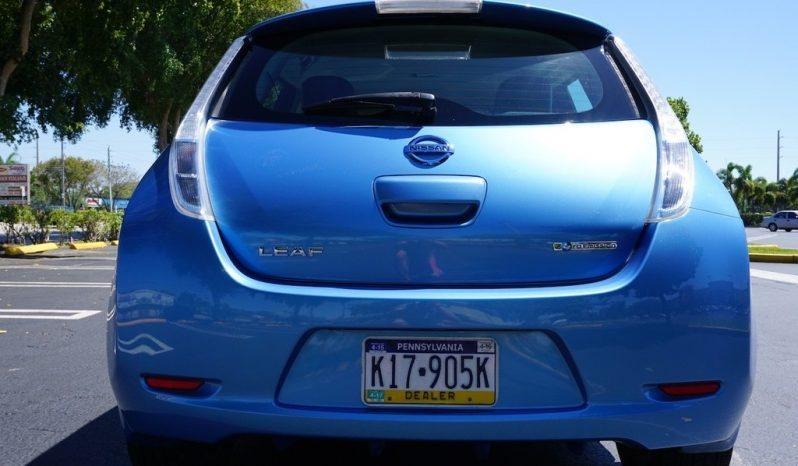 2013 Nissan Leaf SL full