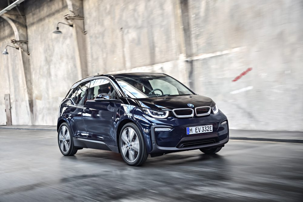 2018 Bmw I3 Got Design Refresh And Sport Package Electric Motors Club