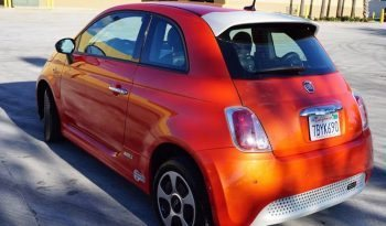 2014 Fiat 500e full