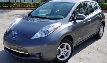 2014 Nissan Leaf SV full