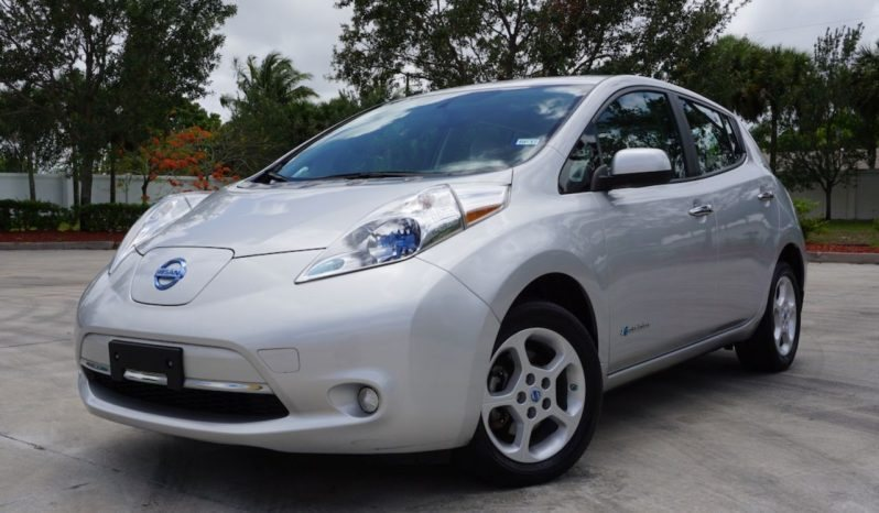 2013 Nissan Leaf SV full
