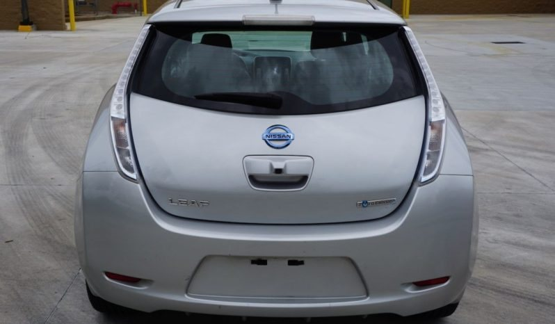 2013 Nissan Leaf SL full