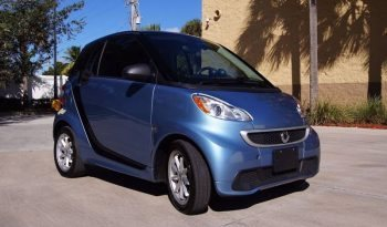 2014 Smart ForTwo Passion Electric full