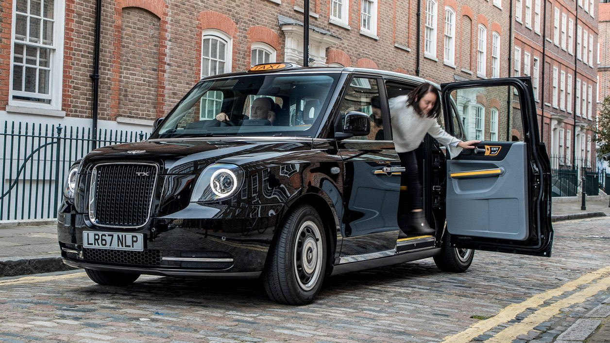 New All Electric Taxi Cabs Are Entering London