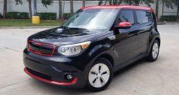 2015 Kia Soul EV Plus