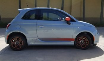 2015 Fiat 500 e Sport Package full